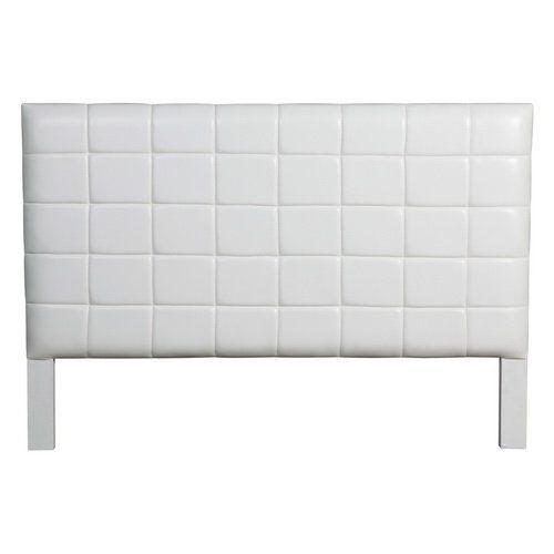 Cabecero polipiel blanco blog de artesania y decoracion - Cabeceros de cama blancos ...