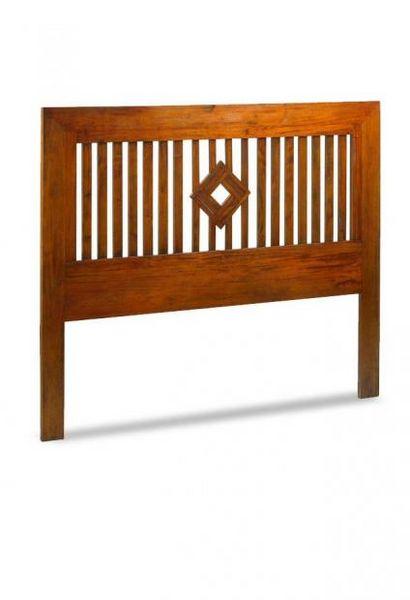 Cabece rombo ref 14500 01 blog de artesania y decoracion for Cabecero cama 90 blanco
