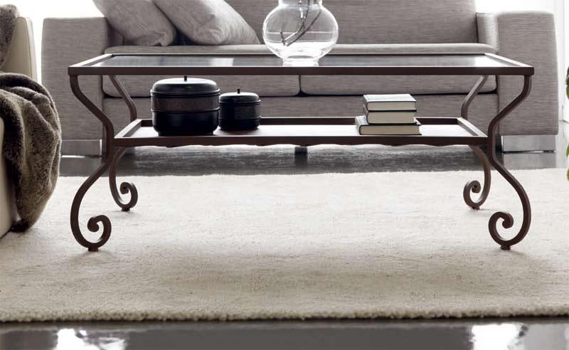 Mesa centro forja damasco blog de artesania y decoracion - Mesas y sillas de forja ...