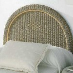 cabecero de cama fibra de algas