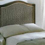 Cabecero cama medula madera
