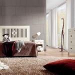 Dormitorio colonial Blanco