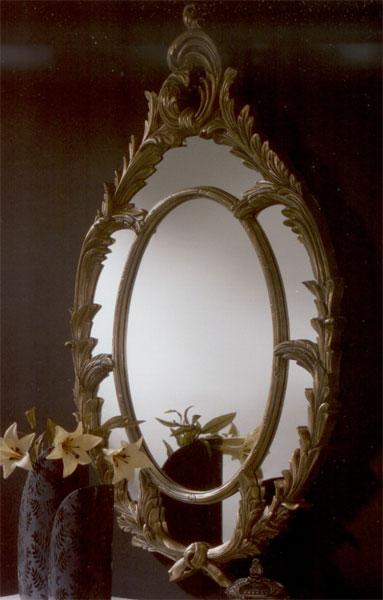 Espejo dorado blog de artesania y decoracion - Artesania y decoracion ...