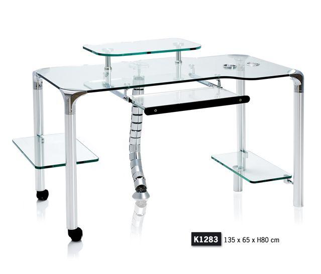 Mesa escritorio ordenador blog de artesania y decoracion for Mesas de escritorio modernas