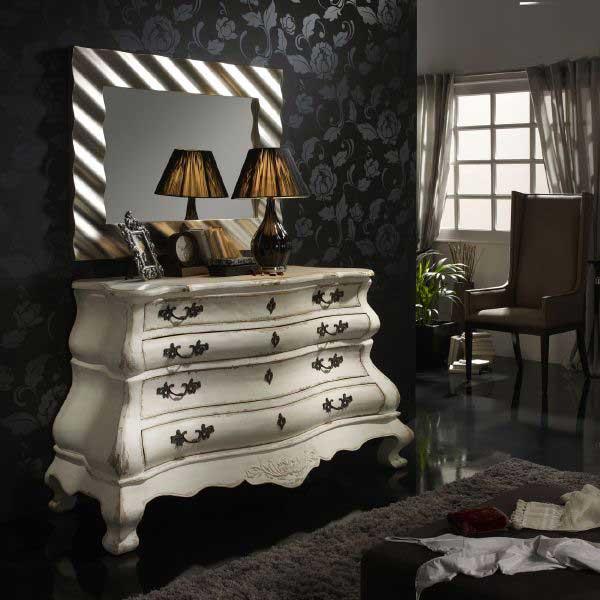 Recibidor barroco cajones blog de artesania y decoracion - Artesania y decoracion ...