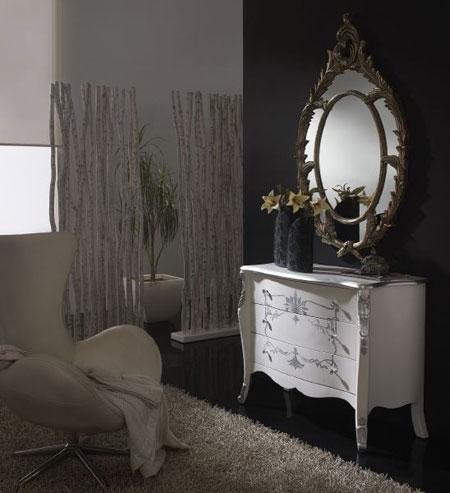 Mueble recibidor estilo vitange blog de artesania y - El mueble colonial ...