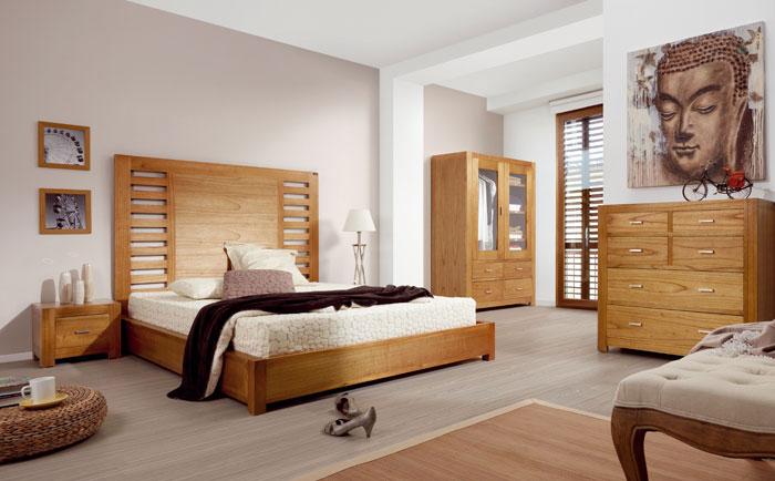 Dormitorio completo coleccion natural blog de artesania for Dormitorio completo