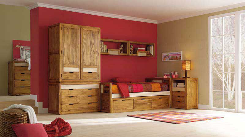 Cama nido rustica blog de artesania y decoracion - Decoracion camas nido ...