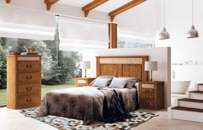 Dormitorio completo piedra incrustada blog de artesania for Dormitorios completos