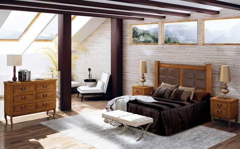 Decorar Dormitorio Rustico Matrimonio : Dormitorios de matrimonio rusticos. dormitorio matrimonio med with