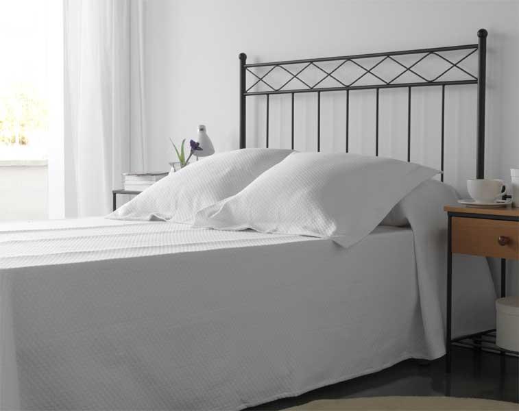 Cabecero forja 1037 blog de artesania y decoracion - Cabeceros cama de forja ...