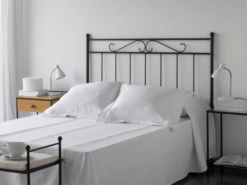 Cabecero forja 1038 blog de artesania y decoracion - Cabeceros cama de forja ...
