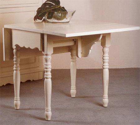 Mesa alas blanca blog de artesania y decoracion - Artesania y decoracion ...