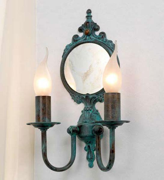 Aplique medieval rustico blog de artesania y decoracion - Aplique pared rustico ...