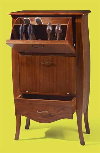 Mueble zapatero classic blog de artesania y decoracion for Classic muebles uruguay