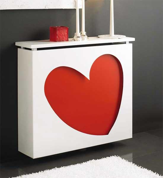 Cubre radiador corazon blog de artesania y decoracion - Cubreradiadores de forja ...