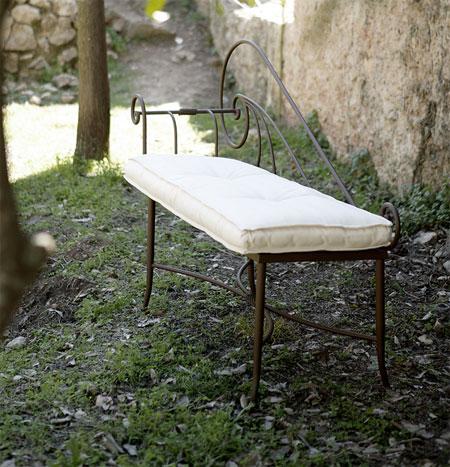 Banqueta divan danubio blog de artesania y decoracion for Modelos de divanes