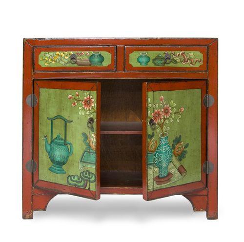 Buffet aparador 2 cajones mongolia blog de artesania y - Artesania y decoracion ...
