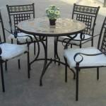 Cojunto 4 sillones y mesa forja jardin grade