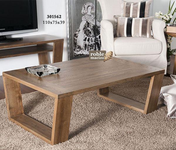 mesa de centro roble stockholm blog de artesania y