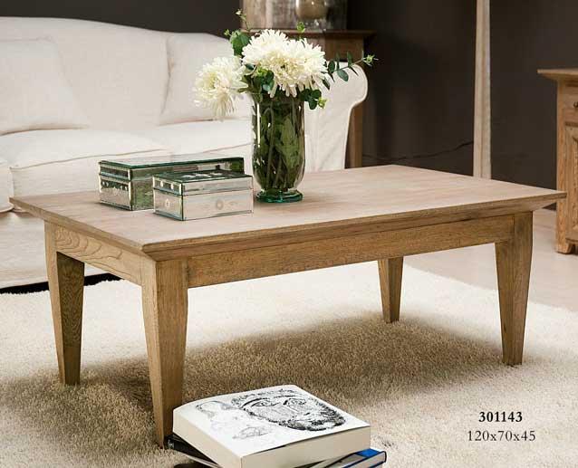 Mesa de centro roble blog de artesania y decoracion - Mesas de roble ...