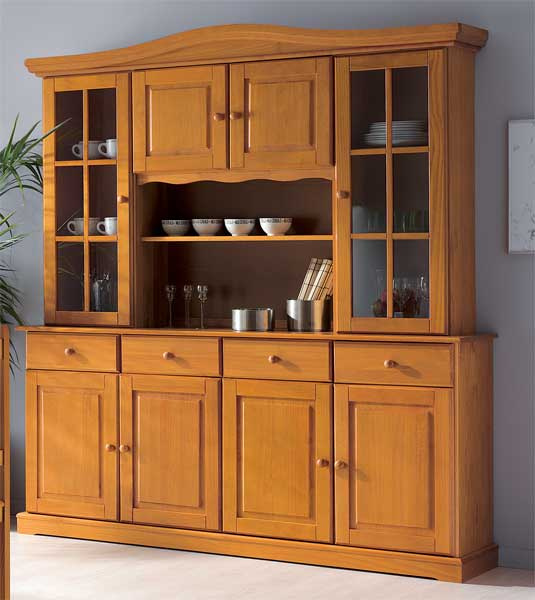 Muebles aparadores y vitrinas dise os arquitect nicos - Aparadores de cocina ...