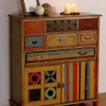 Mueble auxiliar Clutter