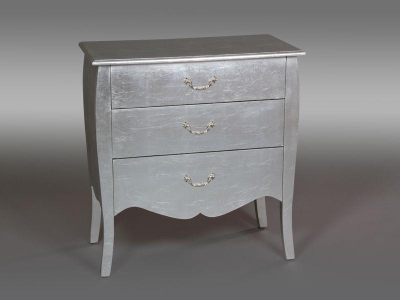 Mueble recibidor plata esin blog de artesania y decoracion - Mueble recibidor blanco ...
