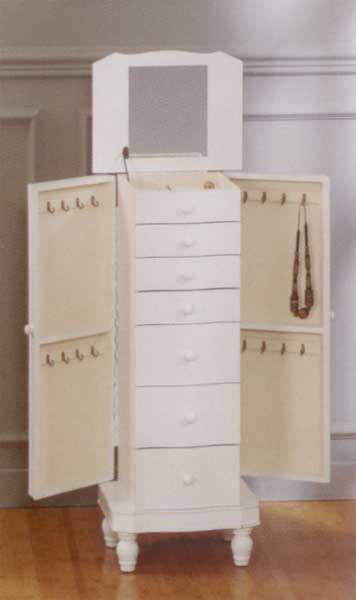 Mueble puertas joyero blog de artesania y decoracion - Mueble espejo joyero ...