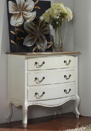 comoda decape bicolor blanca blog de artesania y decoracion