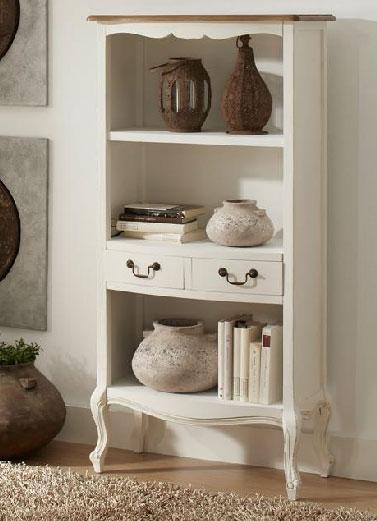 Estanteria decape blanco bicolor blog de artesania y - Artesania y decoracion ...