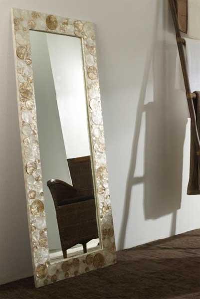 Espejo de nacar das circle blog de artesania y decoracion - Artesania y decoracion ...