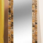 Espejo de Nacar Gresis Amber