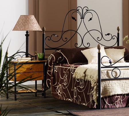 Cabecero forja diana colores blog de artesania y decoracion - Artesania y decoracion ...