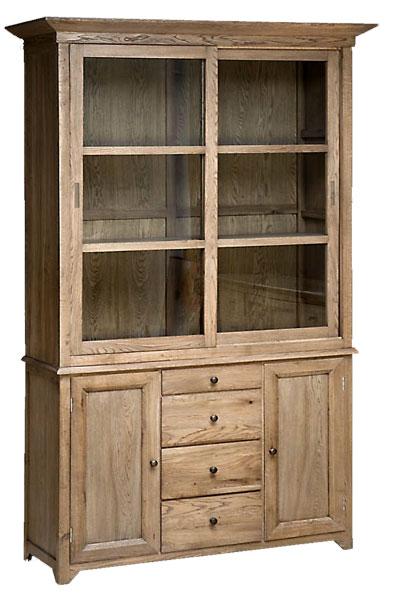 Vitrina roble delanter blog de artesania y decoracion - Decoracion de vitrinas ...
