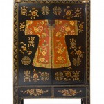 Armario oriental, armario chino, amario pintado, armario artesanal, armario boda