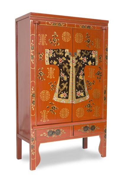 Armario oriental 2 puertas aspen blog de artesania y - Armario de boda chino ...