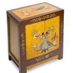 Armario chino, armario decorativo, armario oriental