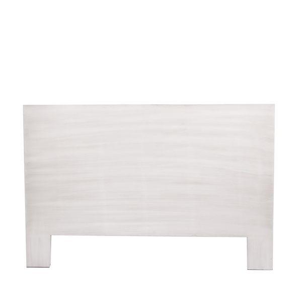 Cabecero para cama de 135 decapado blanco manacor blog - Cabeceros de madera blanco ...
