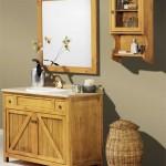 muebles de baño rustico, mueble para el lavabo, mueble rustico baño