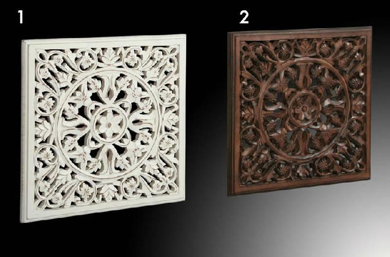 Cuadro marco tallado 2 acabados blog de artesania y Marcos de madera cuadros