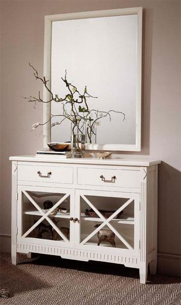 Mueble recibidor rombos blog de artesania y decoracion - Artesania y decoracion ...