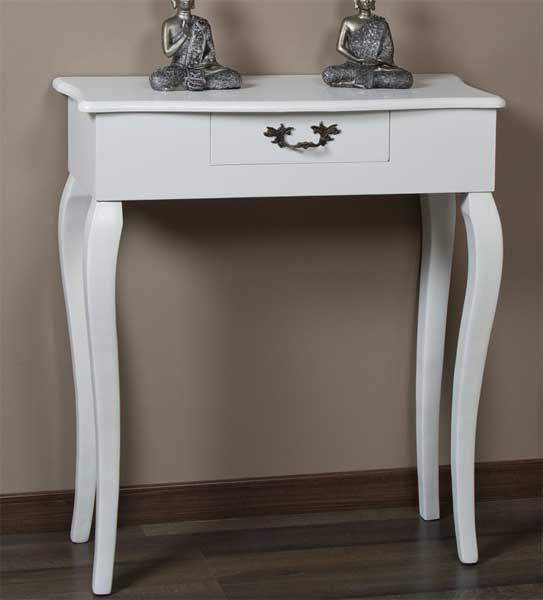 Consola recta 1 cajon design blog de artesania y decoracion - Consola para recibidor ...