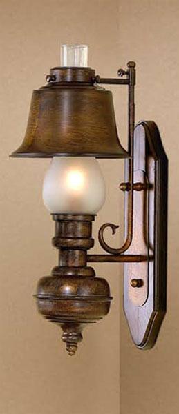 Aplique pared candeia i blog de artesania y decoracion - Apliques rusticos pared ...
