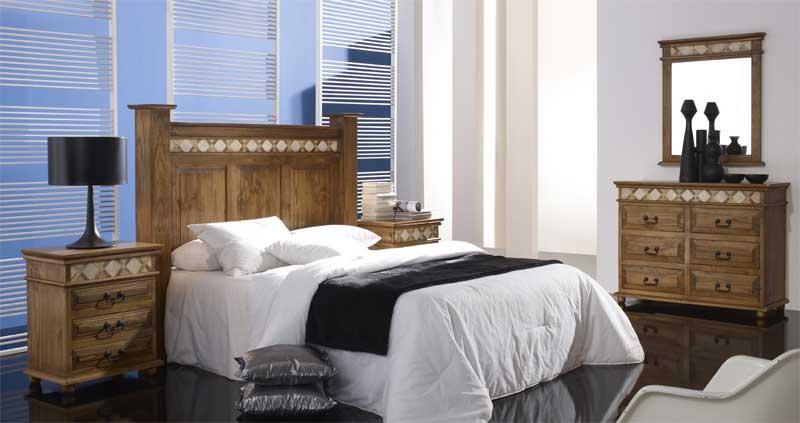 Dormitorio completo marmol terrak blog de artesania y for Dormitorios completos