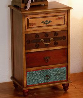 Mesilla Alta Antic Clutter