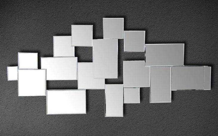 Cuadros con espejos modernos imagui - Espejos de diseno moderno ...