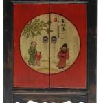 Mueble 2 Puertas Oriental