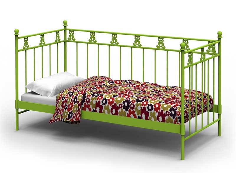 Cama divan forja carim blog de artesania y decoracion for Divan cama completo