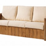 Sofa 3 Plazas Rustico